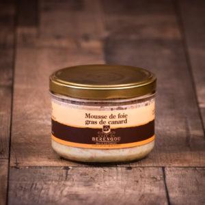 Mousse de Foie gras de canard 180g