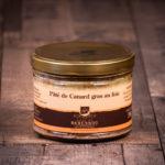 Pâté de canard au foie gras 350g