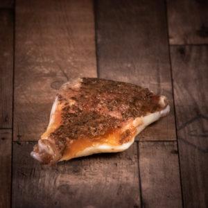Cuisse de canard cuite aux morilles