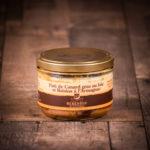Paté au foie gras et raisins à l'Armagnac 200g