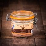 Verrine foie gras entier de canard 180g