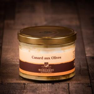 Canard aux olives 2 ou 4 parts