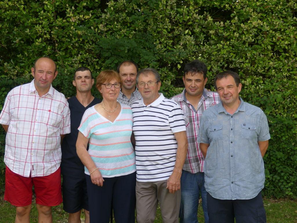 Famille Tardieu - Eleveurs de volailles fermières